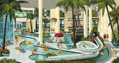 The Dunes in Village Myrtle Beach is one of the best resorts in Myrtle Beach for kids